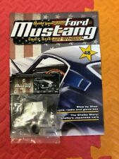 Ford Mustang GT500 De Agostini Model Space 1:8 scale issue #48