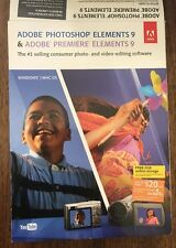 Adobe Photoshop & Premiere Elements 9