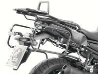 Yamaha Fz 8 Lateral Equipaje Soporte Lock-It Negro Hepco y Becker