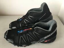 Salomon Speedcross 3 Mens Trail Running Trainers UK 11 EUR 46 - Contagrip soles