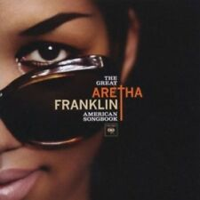 ARETHA FRANKLIN - THE GREAT AMERICAN SONGBOOK [CD]