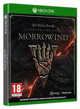 Xbox One Juego The Elder Scrolls Online: Morrowind Producto Nuevo