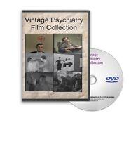 Vintage Psychiatry and Mental Illness Schizophrenia  Treatment on DVD - A665