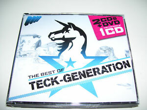 The Best of Teck Generation RARE 2CD + DVD '08 5th gear