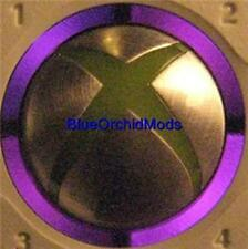 XBOX 360 Ring of Light MOD KIT ROL 5 PURPLE LED