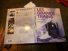 Chemins de Fer l Illustration Railways Eisenbahn LES GRANDS TRAINS - Locomotive
