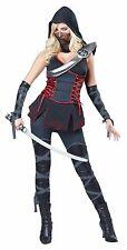 Female Assassins Costume Templars Creed Spies Ninja Aveline Parkour