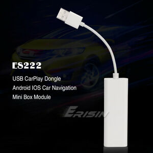 CarPlay Dongle USB Android Car Stereo Box Mirror For iPhone iOS Android 222THB