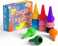12 Couleurs Crayola Peinture des Crayons pour Enfants sûrs et Non-Toxiques