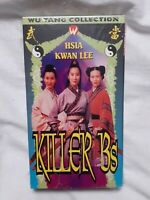 Wu Tang Collection, Killer Bs (VHS 1999) RARE OOP OutOfPrint HTF MINT CONDITION