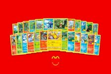 McDonalds Pokemon 25th Anniversary - Choose your card! All Cards Available!