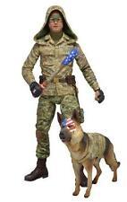 NECA Kick Ass 2 Serie 2 Figurine Colonel Stars (Avec Capuche) & Stripes