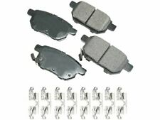 For 2011-2016 Scion tC Brake Pad Set Rear Akebono 17255HK 2012 2013 2014 2015