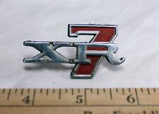 Mid 70's? XR7 emblem. from left fender