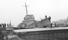 THE GREATEST RAID OF ALL -  ST NAZAIRE - MARCH 1942 HMS CAMPBELTOWN - ROYAL NAVY