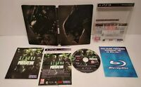Aliens vs Predator Edition Steelbook PS3 - Pal français - Comme neuf - Complet