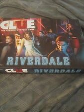 HASBRO Clue: Riverdale Board Game - USAopoly Hot Topic Exclusive. Complete.