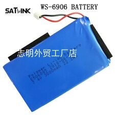 Original Battery for Satlink WS-6912 6932 6936 DVB-S Satellite Signal Finder
