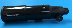 Celestron 80mm Rich Field Refractor OTA - Short & Compact Telescope - 400mm FL