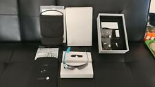 Google Glass BLUE RARE 100% Complete w/ box instructions EXCELLENT CONDITION