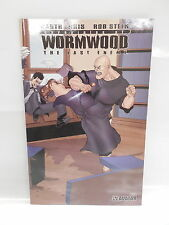 Chronicles Of Wormwood Avatar One-Shot Comic Book The Last Enemy Garth Ennis