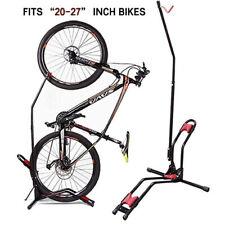 Adjustable Bike Carrier Rack Upright Bike Storage Stand Vertical Floor for Biker