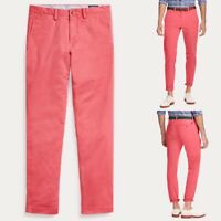 Polo Ralph Lauren Men's Stretch Straight Fit Chino Pants $89
