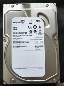 Seagate  ES.3 1T, Internal,7200 RPM, SAS 3.5 inch ST1000NM0033 Server hard disk