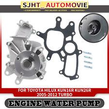 Water Pump for Toyota KUN16R KUN26R Hilux 05-2013 KDN215 4Runner Hilux Surf 3.0L