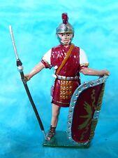 Antiquité - Pretorian Roman toy soldier - Soldat de plomb romain prétorien 7