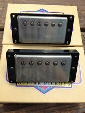 NEW Seymour Duncan Antiquity Humbucker Pickup Set Aged Nickel P.A.F.