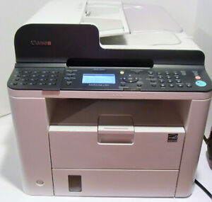 Canon Faxphone L190 Laser Printer Fax Machine F164302 - 33K Page Count - Works!