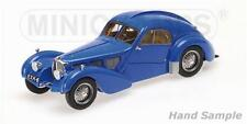 Bugatti Type 57Sc Atlantic 1938 Blue Minichamps 1:43 437110325