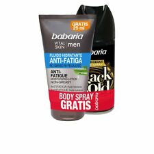 Babaria Men Vital Skin Antifatiga Set 2 Pc Men