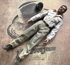 Hot Toys DX05 Indiana Jones Raiders Lost Ark 1/6 Figure Only