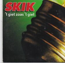SKIK-T Giet Zoas T Giet cd single