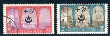 ALGERIE 1927 Yvert 69-70 gestempelt HÖCHSTWERTE (K9499