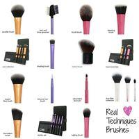 100% Authentic REAL TECHNIQUES Makeup brush /Sponge /Set - Select Your Choice
