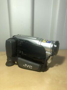 JVC Compact VHS Camcorder GR-FX15EK 700x Digital Zoom Working