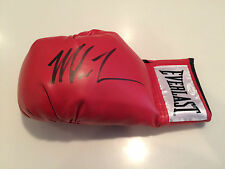 Mike Tyson Signed Boxing Glove Autograph Brand New JSA Authenticated Everlast
