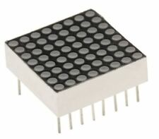 8x8 Mini Dot Matrix LED 788BS 20x20mm rot (0027)