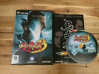 Onimusha 3 Capcom PC Game Complete Good Condition With Manual