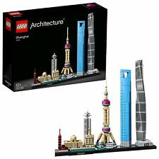 21039 LEGO Architecture Shanghai Model Building Set Skyline Collection New Boxed