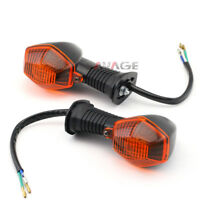 Bike Rear Turn Signal Lights For SUZUKI DL 650 V-Strom 04-11/DL 1000 06-13 Amber