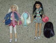Set of 2 Liv Fashion Dolls - Sophie and Daniela - 1st Generation - Spinmaster