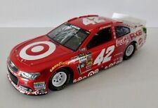 2015 LIONEL KYLE LARSON signed Target Chevy Liquid Color NASCAR 1/24 Diecast