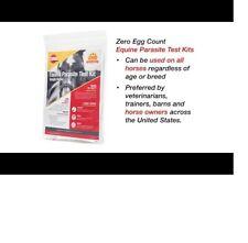 Zero Egg Count Equine Parasite Test Kit