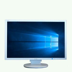 "NEC MultiSync EA244WMi Monitor,24,1"", IPS LED Display, 1920x1200,VGA,DVI,HDMI,DP"