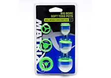 Fox Matrix Big Bore Flexi Toss Pots - Combo Pack / Coarse Fishing