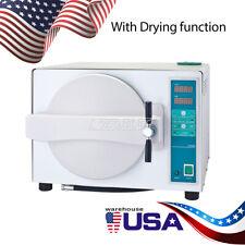 18l Dental Automatic Autoclave Steam Sterilizer Sterilizition Withdrying Function